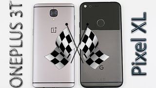 Download OnePlus 3T vs Google Pixel XL - Speed/Mulitasking/Heat Test! Video