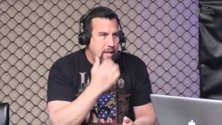 Download Respected MMA referee ″Big″ John McCarthy's graphic description of how he views fights differently Video