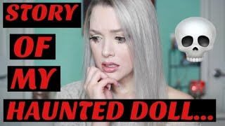 Download My Haunted Doll... | Paranormal Storytime Video