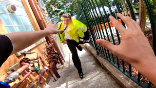 Download Parkour Escape From Security POV Video