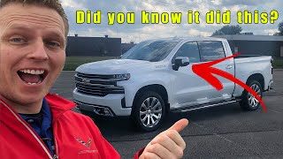 Download 5 things you didn't know about on the 2019 Chevy Silverado Video