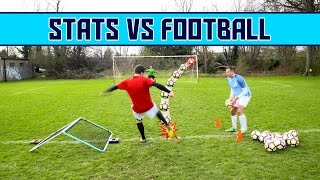 Download THE WORST GOALKEEPER ON YOUTUBE! | STATS VS FOOTBALL Video