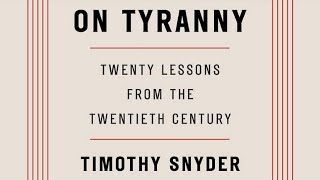 Download Part 1: Yale Historian Timothy Snyder on How the U.S. Can Avoid Sliding into Authoritarianism Video