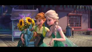 Download Крижана лихоманка Українською / Frozen Fever Making today a perfect day (Ukrainian) HD Video