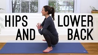 Download Yoga For Hips & Lower Back Release | Yoga With Adriene Video