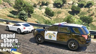 Download LSPDFR #494 CHP!! (GTA 5 REAL LIFE POLICE PC MOD) TGIF Video