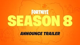 Download Fortnite - Season 8 - Cinematic Trailer Video