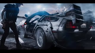Download Ready Player One / Back to the Future Trailer Mashup Video