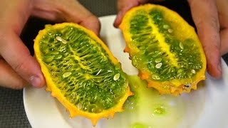Download African Horned Melon Challenge Video