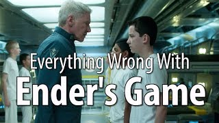Download Everything Wrong With Ender's Game In 16 Minutes Or Less Video