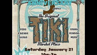 Download TikiPug $10 Blowout Sale in Garden Grove on Jan 21 at Original Tiki Marketplace Elks Club Video