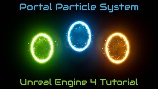 Download Portal Particle System Tutorial - [Unreal Engine 4] Video