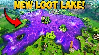 Download *NEW* LOOT LAKE! THE CUBE IS FINALLY GONE! - Fortnite Funny Fails and WTF Moments! #327 Video