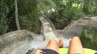 Download Rio Selvagem Water Slide at Rio Water Planet Video