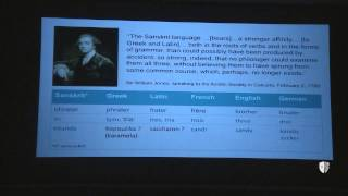 Download Provost Lecture: Mark Pagel - The Evolution of Human Languages Video