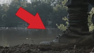 Download Walking Dead Theory: Who is the Mysterious Boot Wearing Watcher? Video