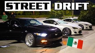 Download MUSTANG STREET DRIFTING Video