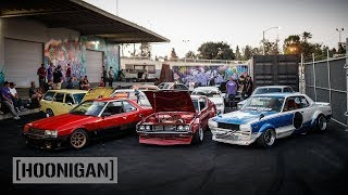Download [HOONIGAN] DT 124: Team Wild Cards (Skylines, Supras, 510's, and more...) Video