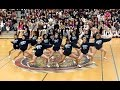 Download Central High Cheerleaders dance at pep rally Video