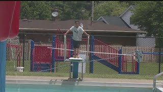 Download Northside Pool in Youngstown opens amid cool conditions Video