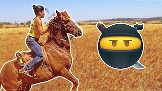 Download SÓ OS PEÃO NINJA 🐱👤 HABILIDADE PURA 💥 PARTE 2 Video
