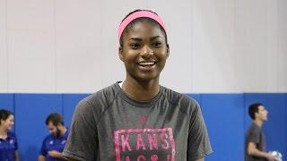 Download Payne Train // Kansas Volleyball // 10.12.15 Video
