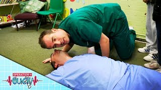 Download Science for Kids - Helping Someone Who is Unconscious | First Aid | Operation Ouch Video