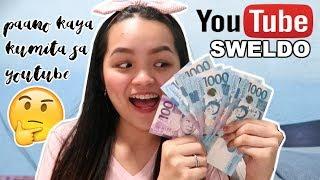 Download MAGKANO ANG SWELDO KO SA YOUTUBE? + PAANO KUMITA SA YOUTUBE? | Monica Garcia Vlogs ♡ Video