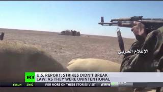 Download 'Regrettable error': Only call from Russia stopped strikes on Syrian troops, Pentagon says Video