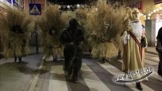 Download Der Nikolaus und seine Buttnmandl und Kramperl im Berchtesgadener Land 2016 Video