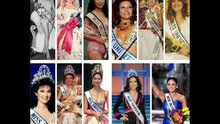 Download Miss Universe Winners from ASIA Video