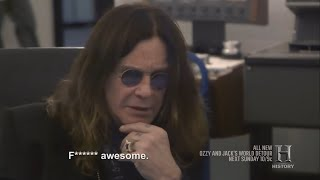 Download Ozzy Talks About Randy Rhoads And Hears Unheard Crazy Train Master Tape 2016 Video