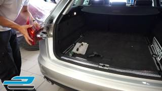 Download Blinkers Audi A6 4G Avant semi-dynamisk (installation) Video