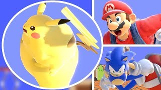 Download What If Every Smash Bros Character Became Big Chungus in Super Smash Bros Ultimate? Game Glitch Video