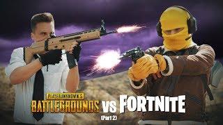 Download Fortnite vs PUBG 2 Video