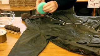 Download How to Reproof a Wax Jacket with Rick from the London Trading Post Video