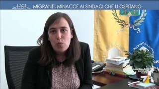 Download Migranti, minacce ai sindaci che li ospitano Video