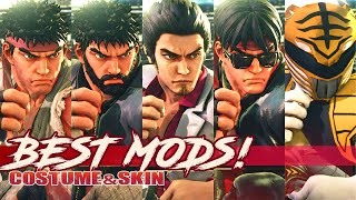 Download TOP 5 ″RYU MODS″ in Street FighteR V:AE! Video