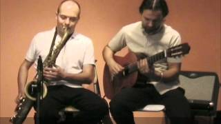 Download Over the Rainbow - Chitarra e Sassofono Video