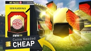 Download GUARANTEED IF PACK CHEAP (UNDER 20K) - #FIFA17 Ultimate Team Video