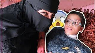 Download مقلب دخلت خويتي في البيت على أخوي الصغير! (شوفو وش صار ) Video
