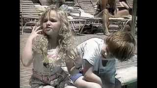 Download Ivyann Schwan interview 1991. Age 7. ″Problem Child 2″ Video