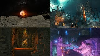 Download DOING ALL EASTER EGGS ON ZOMBIES CHRONICLES WITH SUBS! (BLACK OPS 3 ZOMBIES) Video