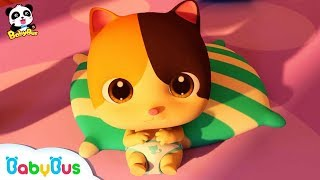 Download Don't Cry, Baby Kitten | Cute Pet Kitten Care | Christmas Song | BabyBus Cartoon Video