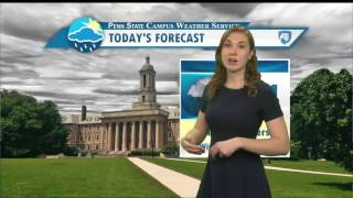 Download Lydia's Afternoon Forecast 1/18/17 Video