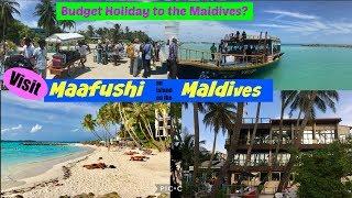 Download Budget Holiday to the Maldives? Visit Maafushi Video