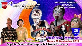 Download LIVE STREAMING SANDIWARA LINGGA BUANA Gabus Kulon, Kamis 26 September 2019 PENTAS MALAM Video