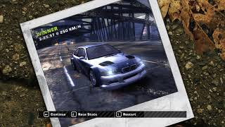 Download NFS Most Wanted - What Happens If You Beat Razor on the First Race? Video