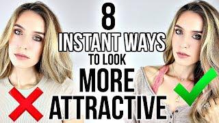 Download 8 INSTANT WAYS TO LOOK MORE ATTRACTIVE! Video