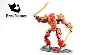 Download Lego Bionicle 70787 Tahu - Master of Fire - Lego Speed build Video